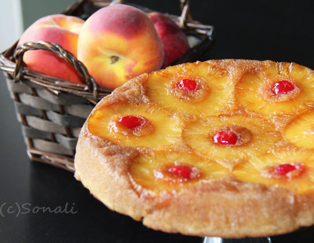 Pineapple Upside-Down Cake |
