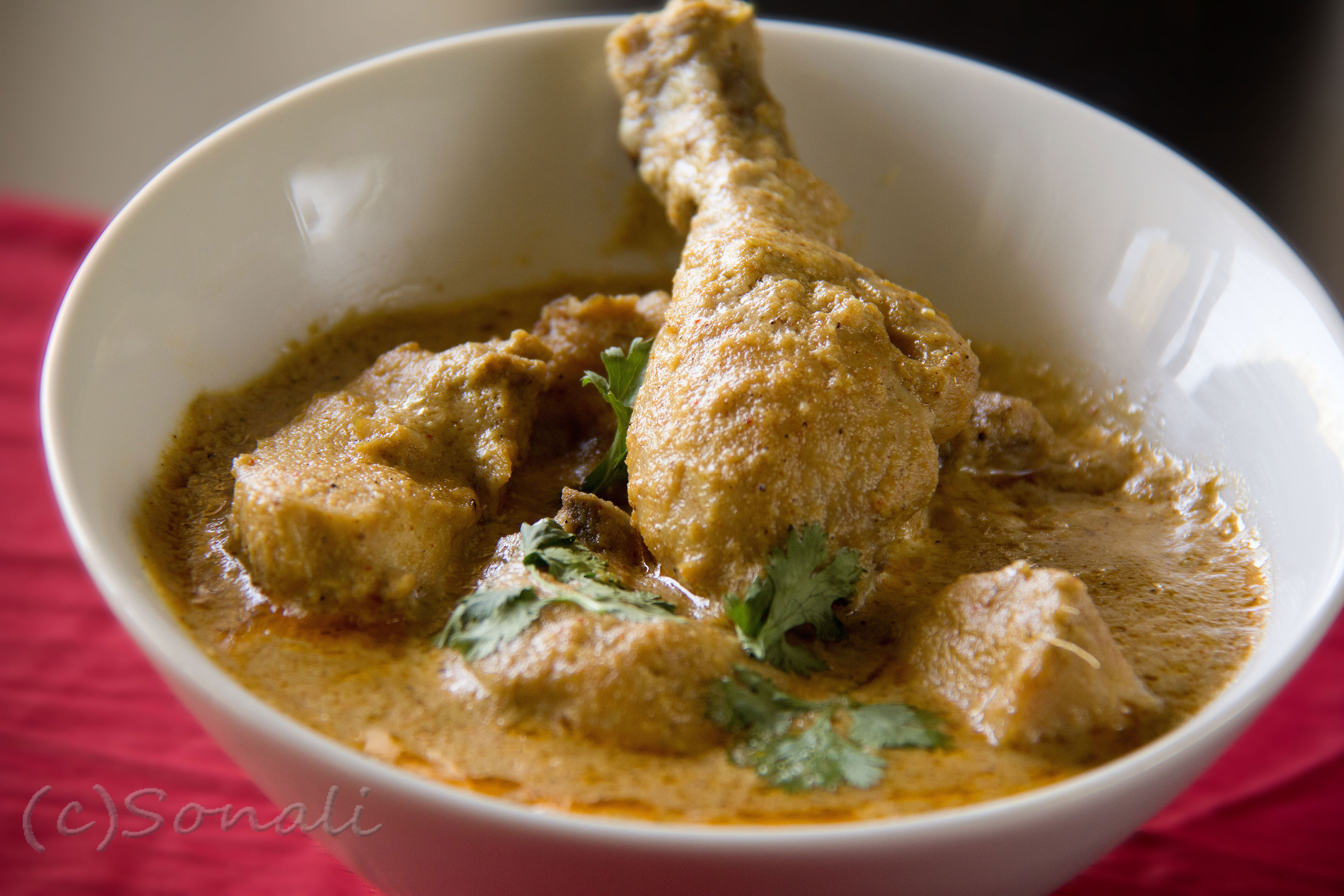 Chicken korma recipe dishmaps forumfinder Images