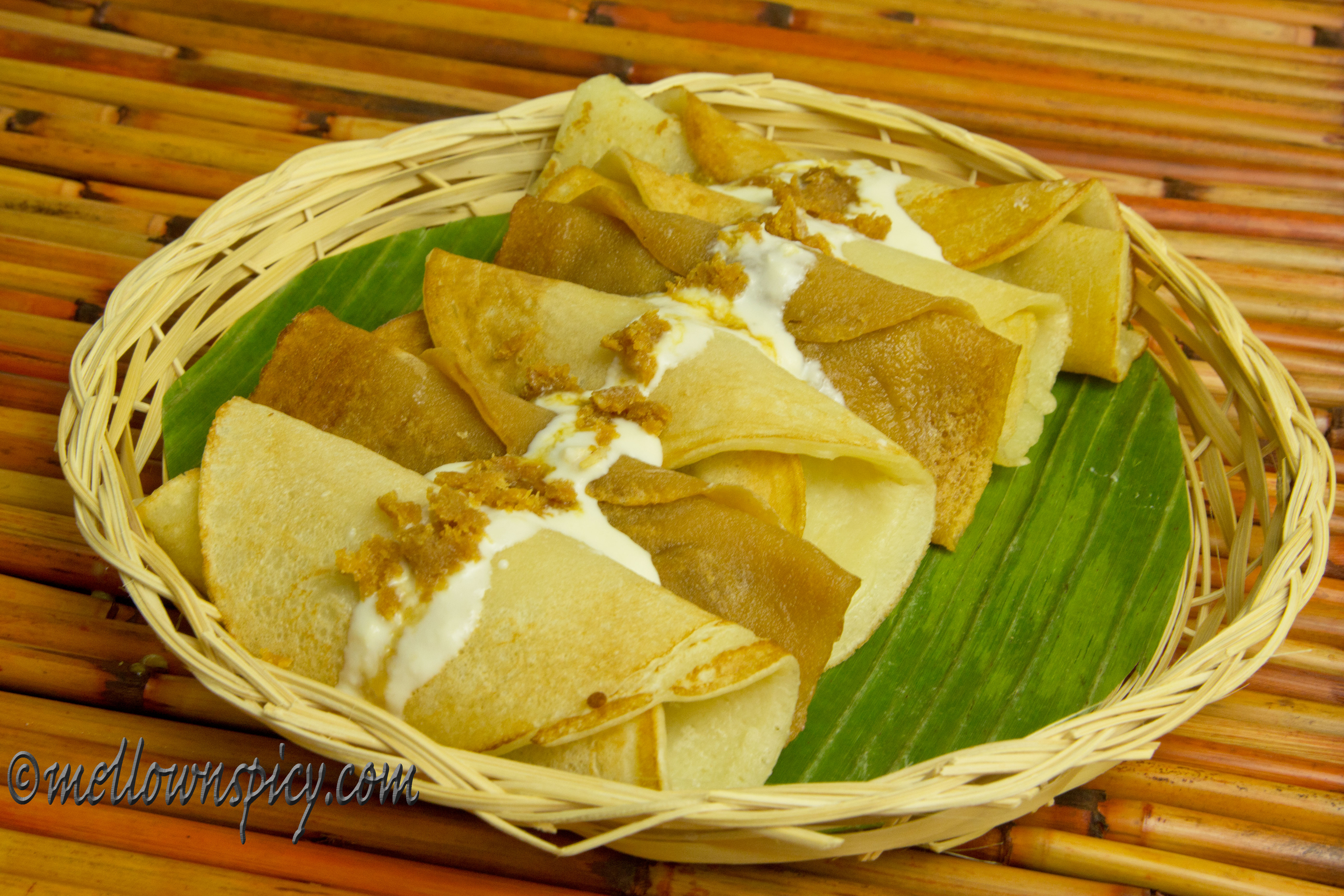 Patishapta Crepes With Sweet Coconut Cardamom Filling Recipes ...