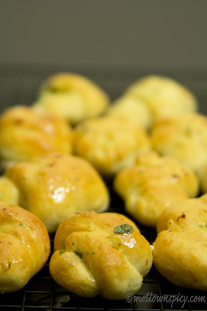 Garlic Butter Knots