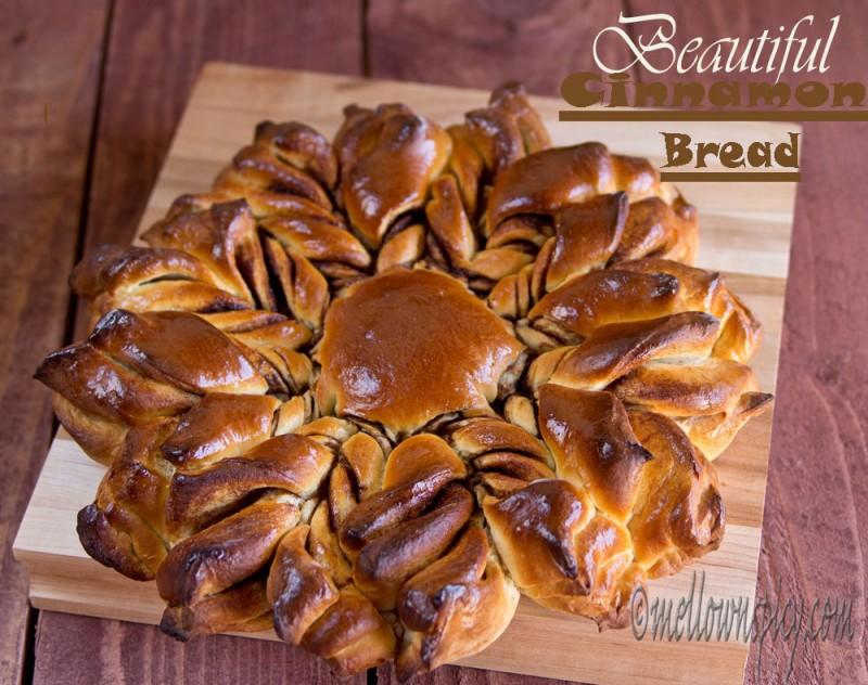 Beautiful Cinnamon Bread
