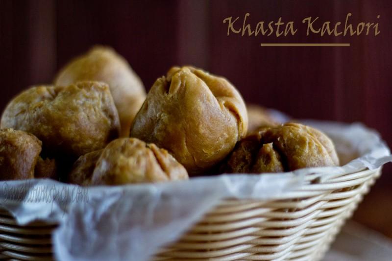 Khasta Kachori