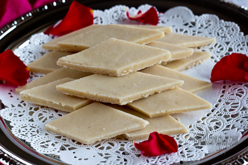 Kaju Katli : Cashew Fudge |Sweet|