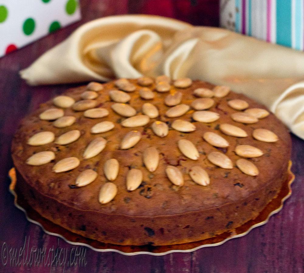 Dundee Cake |Baking|