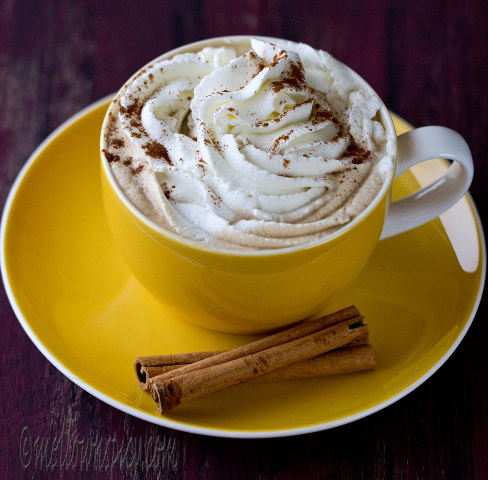 Pumpkin Spice Latte |Winter Warmer|