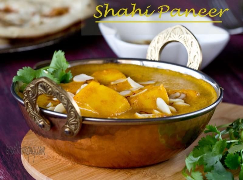 Shahi Paneer
