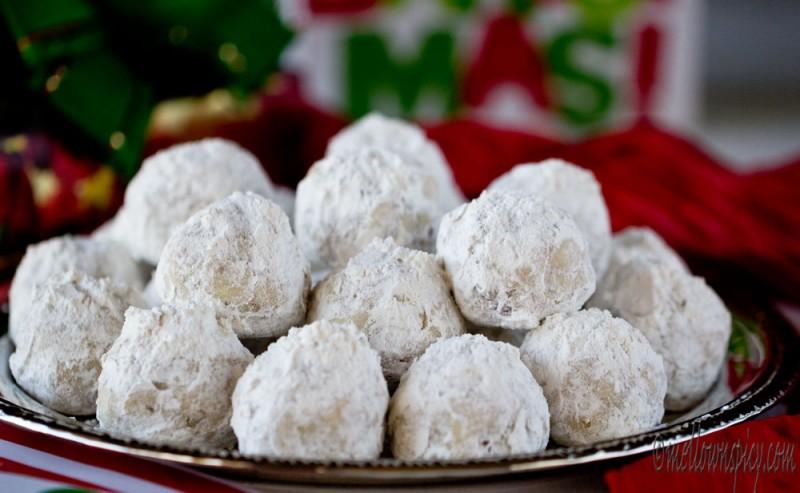 Snowball Cookies |Baking|