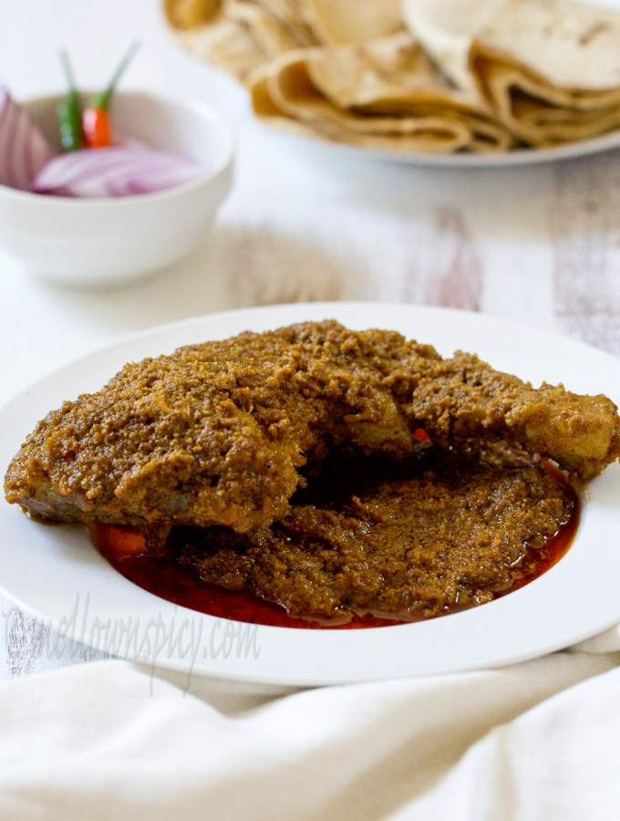 Chicken Chaanp : Chicken Cooked in Awadhi Style |Cooking|
