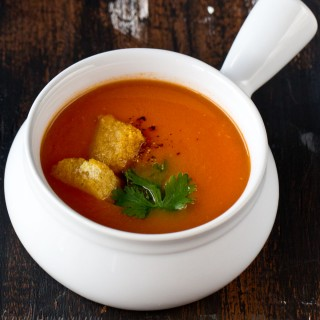 Indian Style Tomato Soup