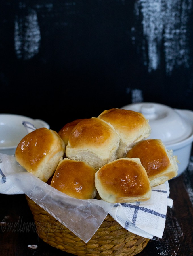 Sweet Dinner Rolls |Yeast Bread|