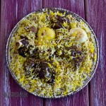 Kolkata Style Mutton Biriyani