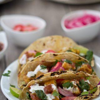 Best Amritsari Fish Taco Recipe