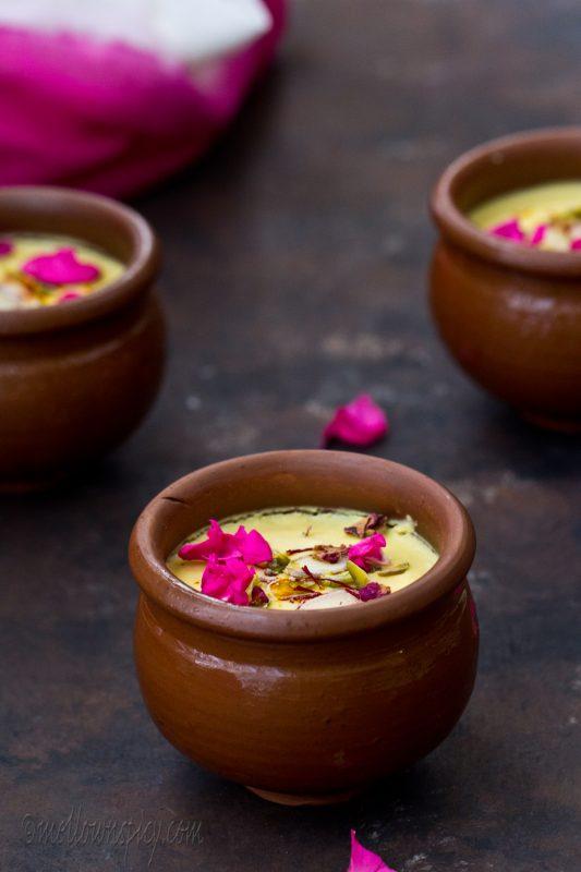 Kesar pista matka kulfi indian ice cream with kesar and pistachio best kesar pista matka kulfi recipe forumfinder Gallery