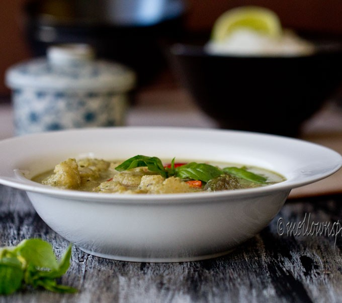 Thai Green Fish Curry :Taste Of Asia|Cooking|