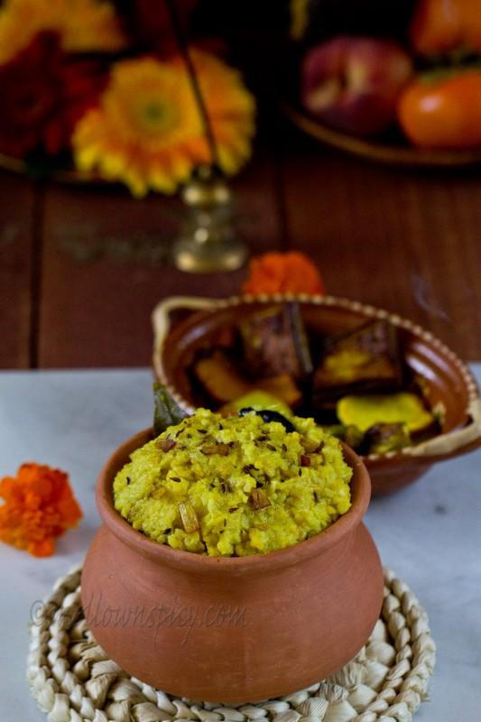 Bhoger Khichuri