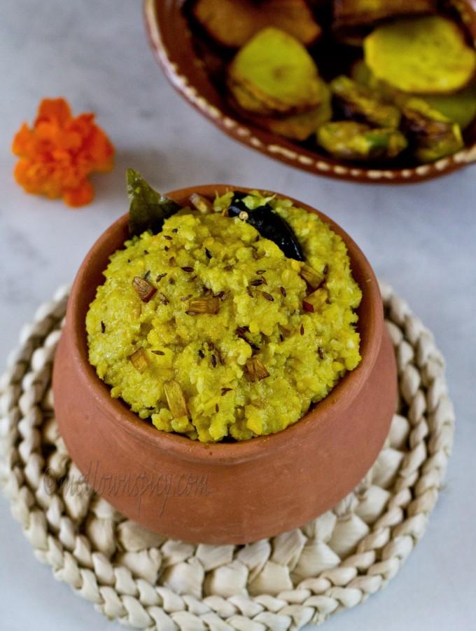 Bhoger Khichuri : An Offering to Maa Durga |Cooking|