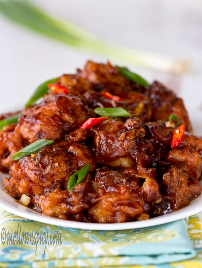 Gobi Manchurian: Taste of Asia|Cooking|