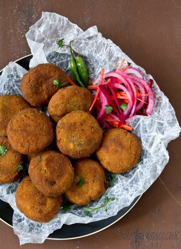 Bengali macher chop recipe