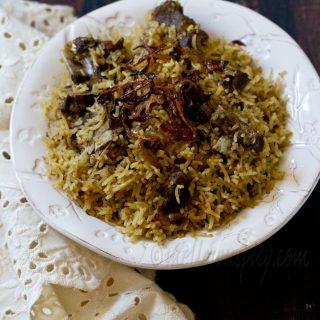 Best Gosht Yakhni Pulao Recipe