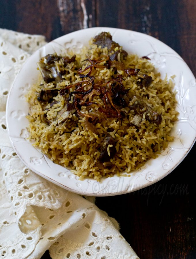 Mutton Yakhni Pulao |Cooking|