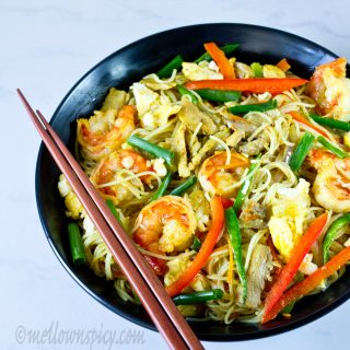 Best Singapore Street Noodles Recipe