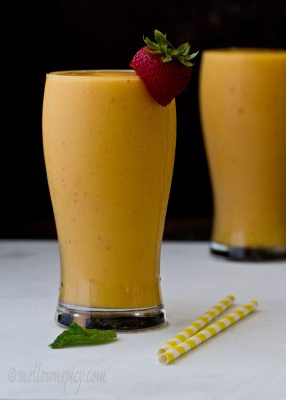 Best Summer Fruit Smoothie Recipe