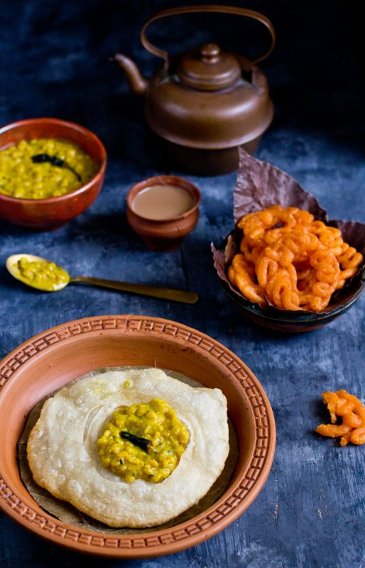 Recipe of Dhakai Paratha