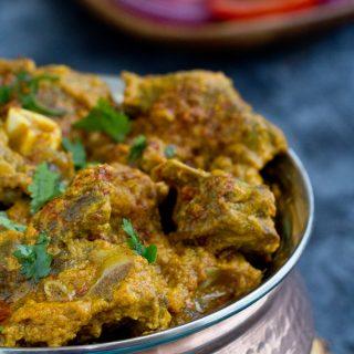 Handi Mutton Recipe