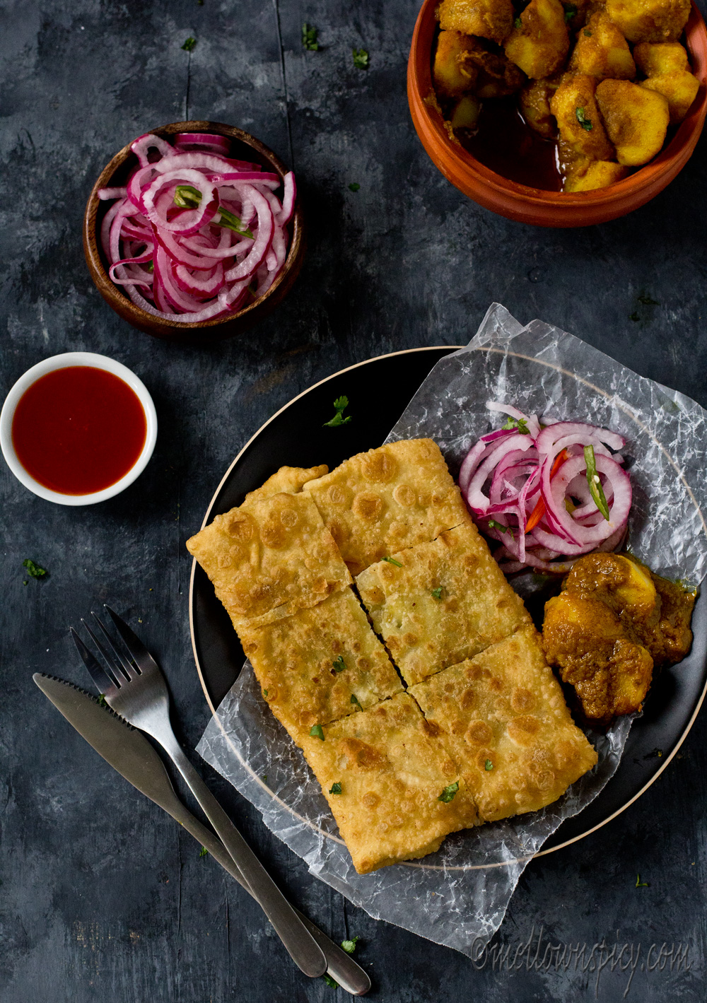 Mughlai paratha moglai porota snacks forumfinder Image collections
