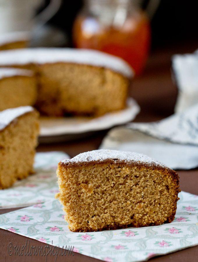 Orange Marmalade Tea Cake |Baking|